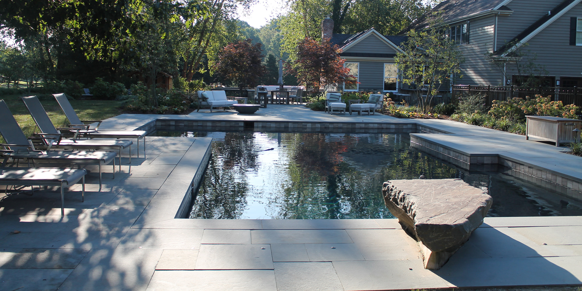 Luxury Pools Bucks County PA